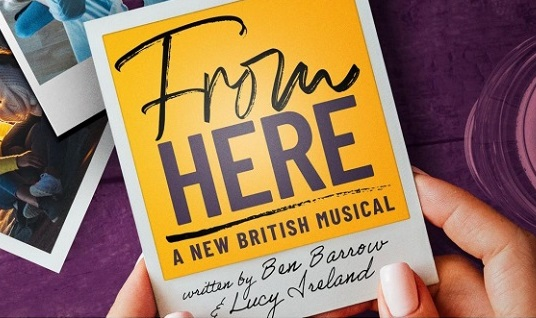 New musical From Here stars SIX's Grace Mouat
