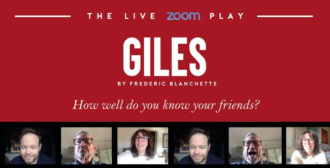 Giles – Brighton Fringe