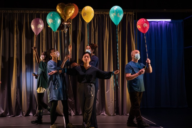 The Language of Kindness – Shoreditch Town Hall