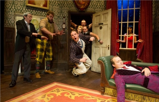 The Play That Goes Wrong – Duchess Theatre