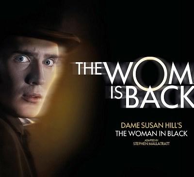 Spotlight on Antony Eden, 'The Actor' The Woman In Black UK Tour