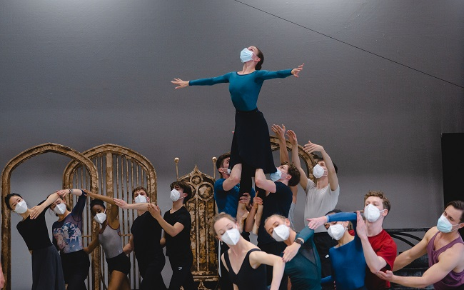 Northern Ballet are back with three Yorkshire shows