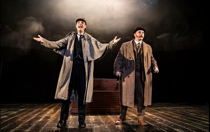 The Hound of the Baskervilles – Theatr Clwyd
