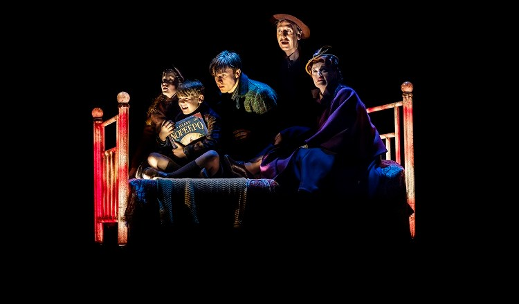 Bedknobs and Broomsticks – Palace Theatre