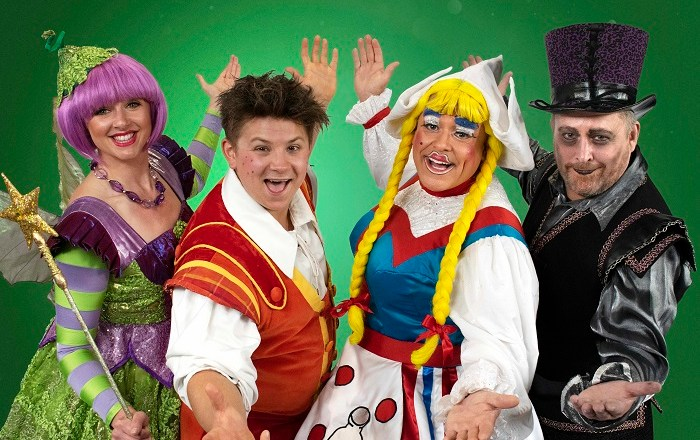 Jack & the Beanstalk is at Halifax's Victoria Theatre…oh yes it is!