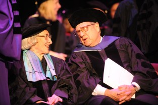 Northwestern Law, Commencement, May 11, 2012