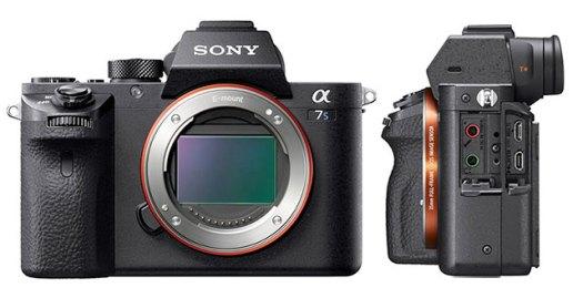 Sony-a7SII-camera
