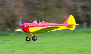 Marty's Plane