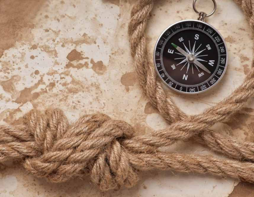 knowledge of magnetic compass is critical for vessel navigation