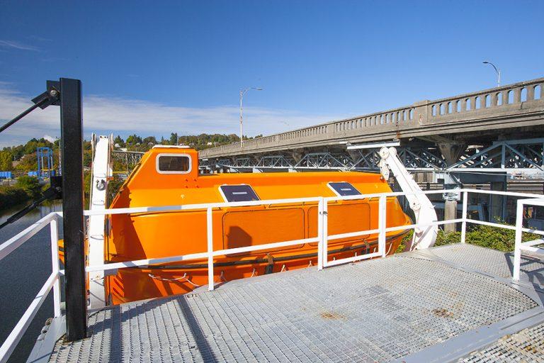 Seattle Maritime Academy Tour
