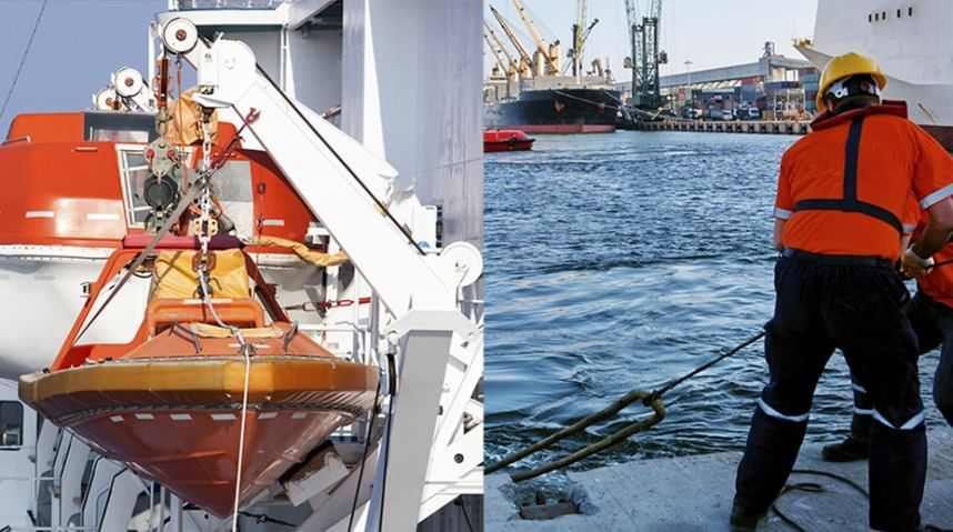 able seaman and psc ltd course