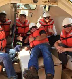 LIfeboat Training Crew