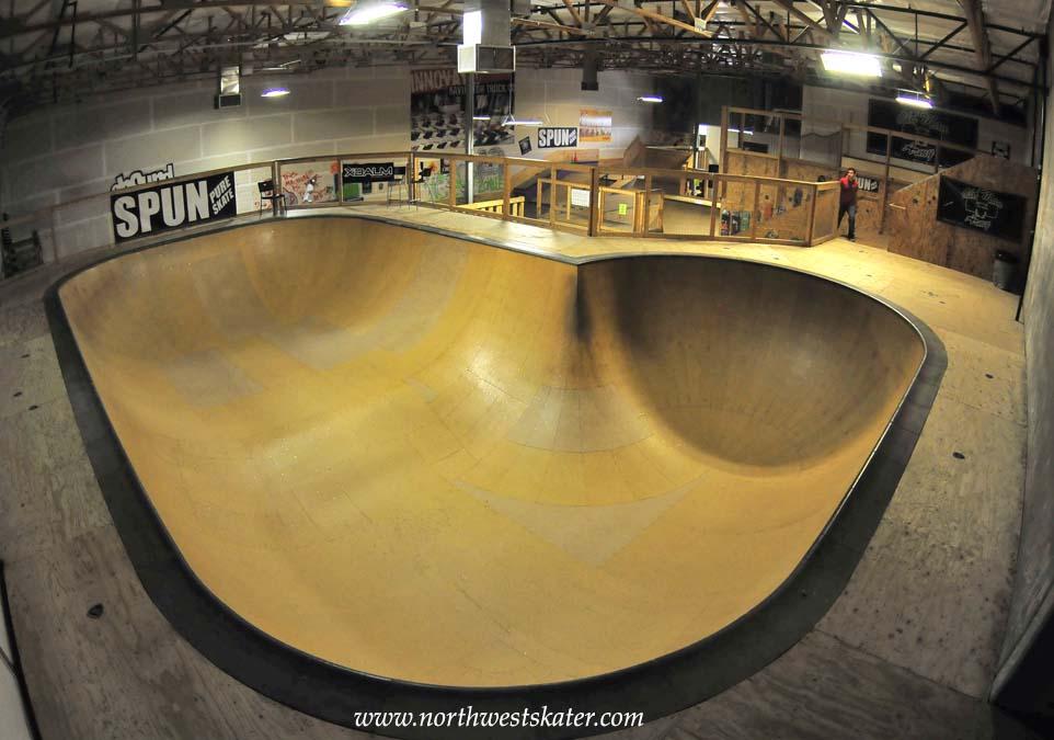 Sk8 Asylum Mesa Az Skatepark Rip
