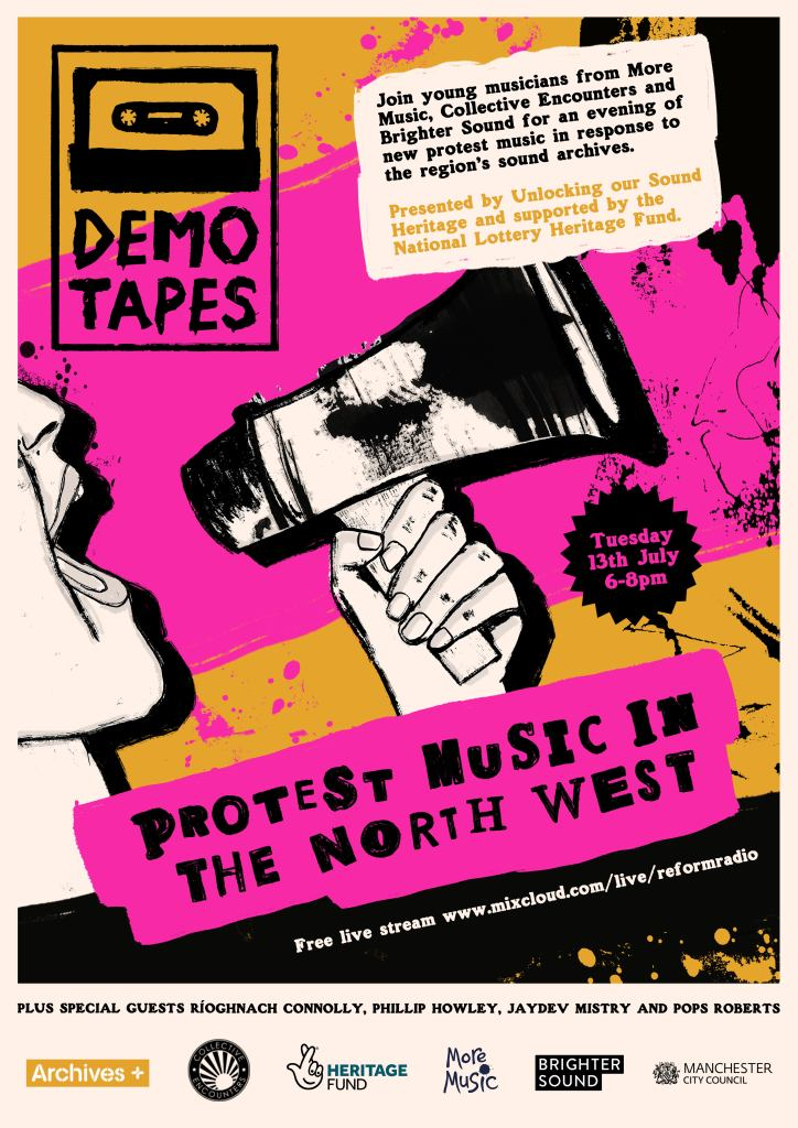 Demo Tapes poster