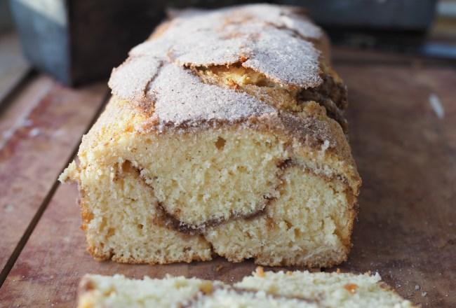 Cinnamon Cake Bread (Kanelkakebrød)