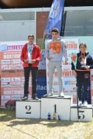 valladolid - podium sub 16