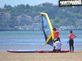 curso de kitesurf en santander escuela de windsurf en cantabria northwind 2016 1