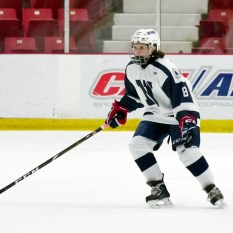 Anna Pavlasova '23 in action at a September 2019 game at the Olympic Center (Photo: Mr. Michael Aldridge).