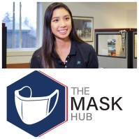 "Quy-An ""Q"" NguyenLe '21 is the founder of The Mask Hub."