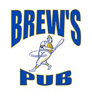 Brew's Pub logo click to Facebook page