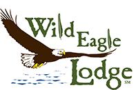 Wild Eagle Lodge logo click to website
