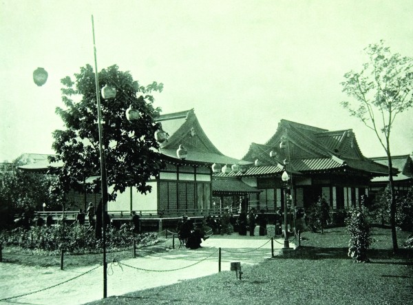 japan took center - Japan Took Center Stage at Chicago's 1893 World's Fair