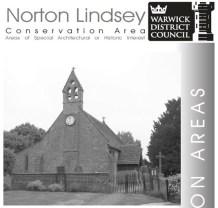 Norton Lindsey conservation area booklet