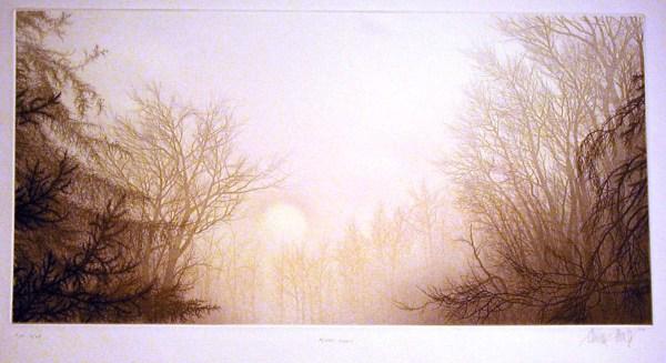 Franklin Galambos - Foggy Dawn