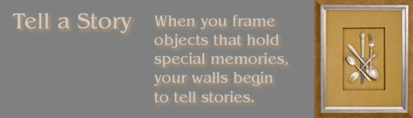 Special Objects - Special Memories