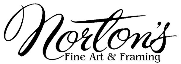 Norton's Fine Art logo