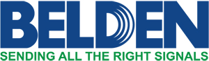 Belden corp logo