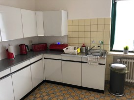 Küche (wird November 2019 erneuert)
