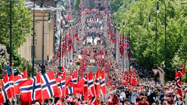 La Multi Ani, Norvegia ! 2