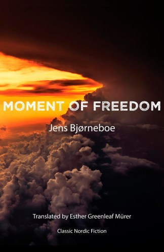 Book cover Moment of Freedom