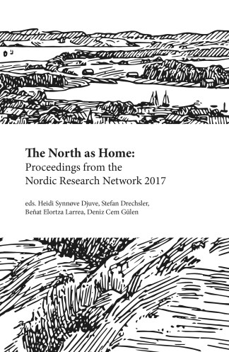 Book cover The North as Home