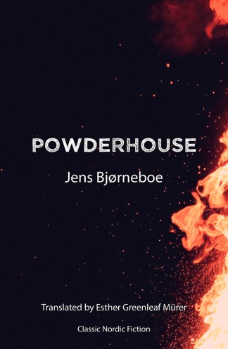 Book cover Powderhouse