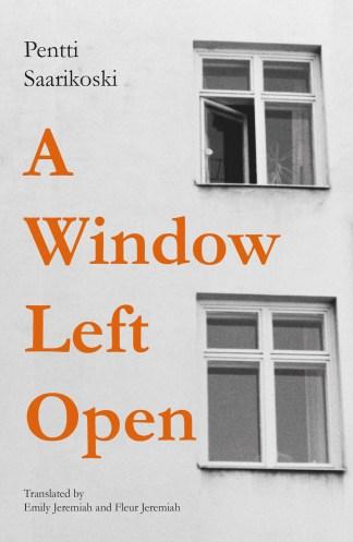 Book cover Window Left Open