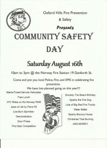 Community Safety Day