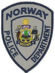 Norway Police Department patch