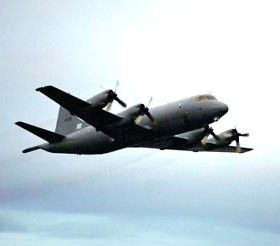 Norway is sending Orion surveillance aircraft to