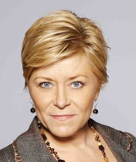 Progress Party leader Siv Jensen