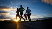 Midnight Sun Maraton in Norway