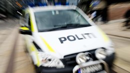 Illustrative image of police in Oslo .