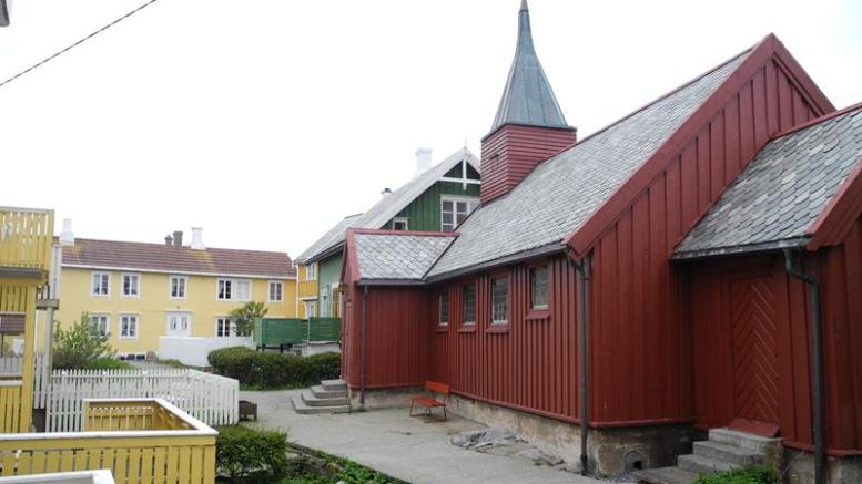 Churches in Nordmøre