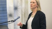 Minister of Immigration and Integration Sylvi Listhaug