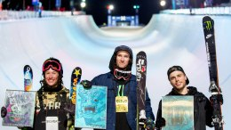 Torin Yater-Wallace was best in the men's superpipe finals
