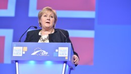 Erna Solberg gets newly established price