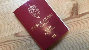 Norwegian passport