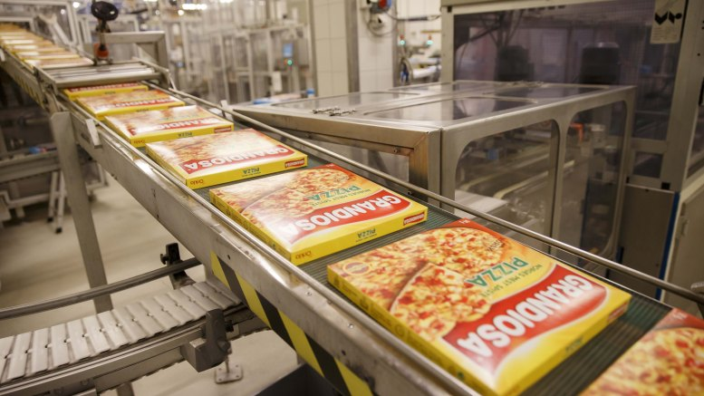 Optimism in the food industry