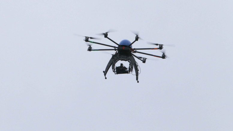 Fearing drone drop of arms to dangerous prisoners